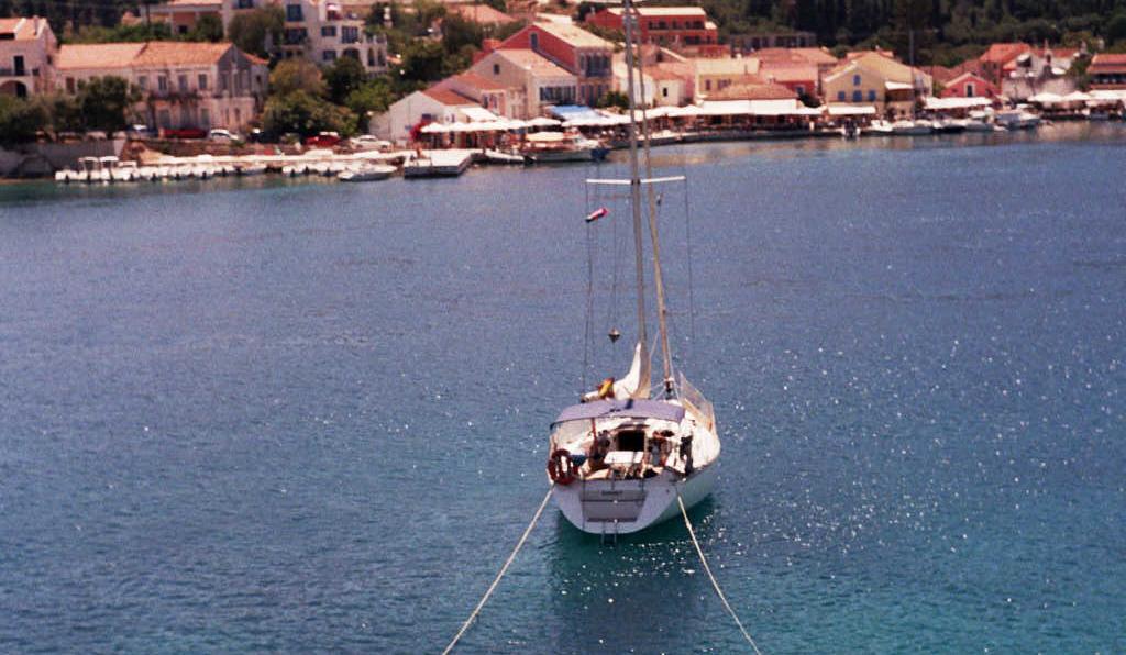Navegación de altura: conferencia sobre preparación de un barco