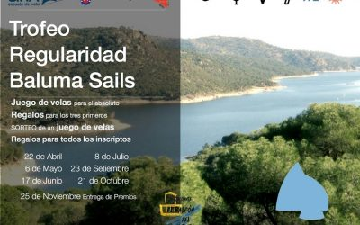 Arranca el Trofeo a la Regularidad Interclases Baluma Sails