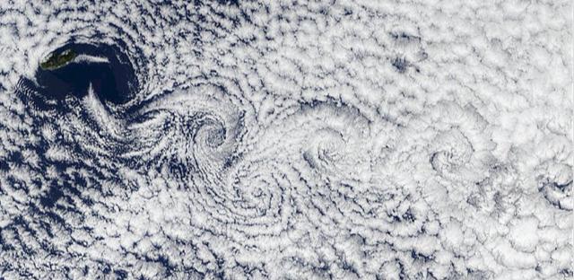 Cursos de meteorología y viento