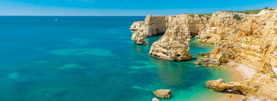 Pre-inscripción navegada al Algarve