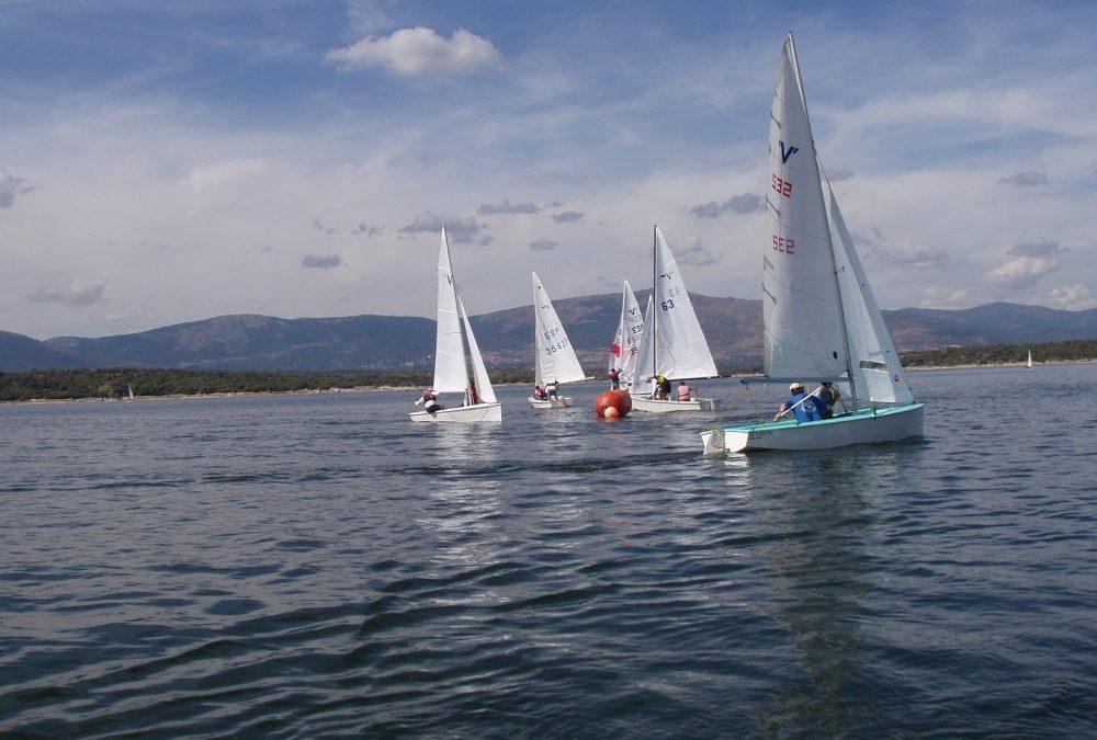 XXIII Trofeo Paula y Campeonato Vaurien Madrid
