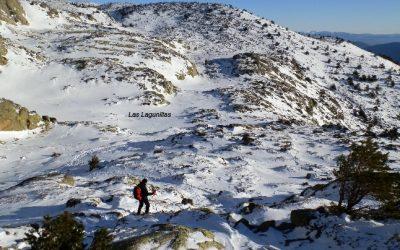 Montaña: ascenso a la laguna de los Pájaros