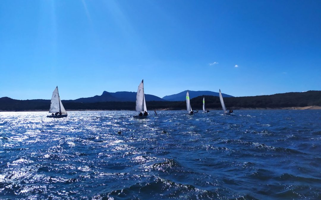 Navegación libre, Semana Santa en El Atazar