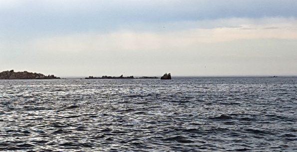 Navegación por enfilación de popa