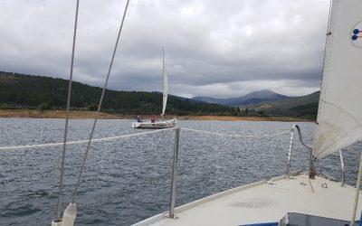 Un cometido exigente: Crónica de una navegada por El Atazar
