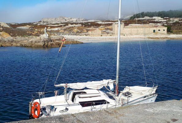 Isla de Sálvora. Parque Nacional marítimo-terrestre de las Islas Atlánticas de Galicia